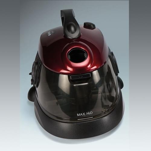 Asp tadora con filtro hepa y agua menalib for Aspiradora con filtro hepa