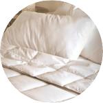 Protectores y ropa de cama